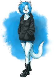 Lillith - casual - by oomizuao