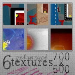 Large Texture Set 4 by delusionalmind
