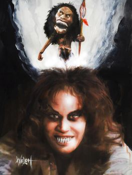 from Trilogy Of Terror by woodywelch