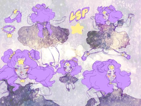 LSP cosplay concepts by Kitsune-Fantasy