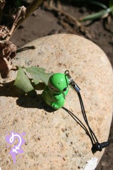Custom Dino Charm by Nocty