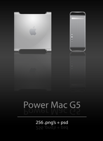 Power Mac G5 Icons by User-DA
