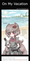 NnZ : On My Vacation(Part1) by Nuku-Niku