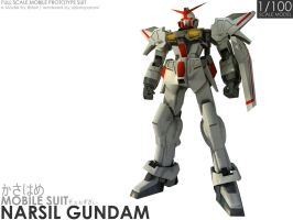 GUNDAM narsil : model BOX by syarawi