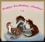 Happy Birthday, Shaku by XekeX