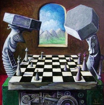 Chess Masters by FrodoK