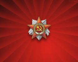 9 may 1945. Great Victory Day by powervectors