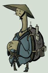 Wise Traveller by Niichts