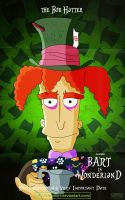 Bart In Wonderland by Claudia-R