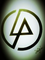 LP for Linkin Park by SilvarEnO