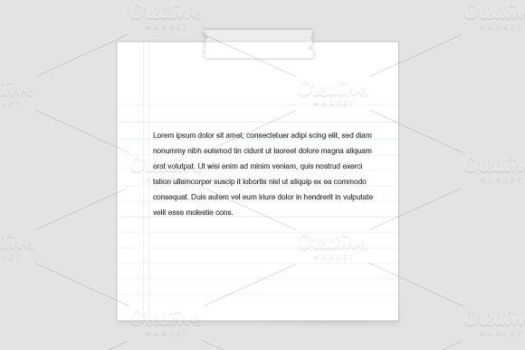 Note PSD by SkipSoft