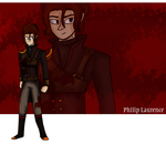:: Guns and Ships :: Captain Philip Laurence by pklcha