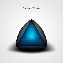 Reuleaux triangle by JOMMANS