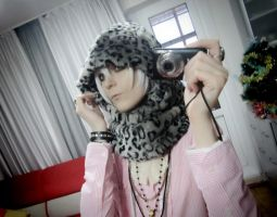 I'm Assassin. Leopard Assassin XD by palecardinal