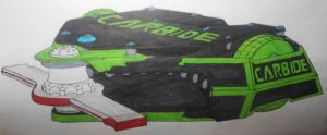 Robot Wars Series 8 CARBIDE by sgtjack2016