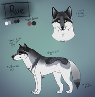Rue Official reference 2015 by shattered-bones