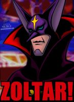Cartoon Villains - 051 - Zoltar! by CreedStonegate