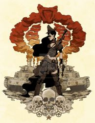 steampunk baroness by BrianKesinger