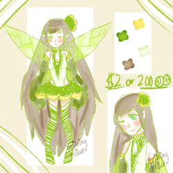 Fairy girl [CLOSED] by hello-planet-chan