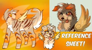 Ref Sheet: Atka by SilenceYourFears