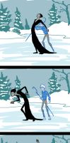 BAC Slipping on the Ice by Tenshiryuu
