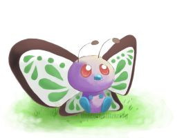 Butterfree daze.