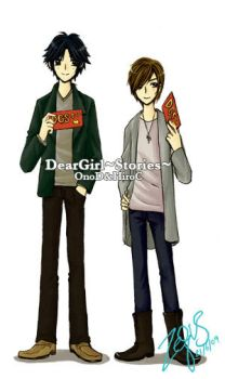 DGS:OnoD and HiroC by dezequs