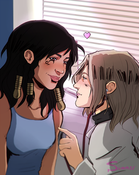 Pharmercy by summerfelldraws