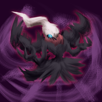 Darkrai by Zedrin