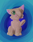 Lil Kitty Cat by Oceanrush