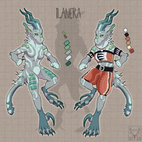 Tribe Leader Ilanera [REF] by Velkss