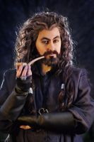 Thorin Oakenshield 04 by hizsi