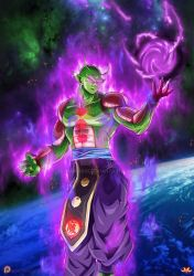 Draw on Patreon : Piccolo Hakaishin ! by Maniaxoi