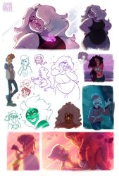 SU sketchdump by Fedini