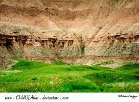 Badlands - 6 by ElaineSeleneStock