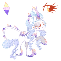 Unicrite Crystalline Auction (CLOSED) by PeachesAndCreamated