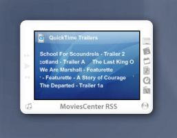 MoviesCenter RSS by YahzeeSkywalker
