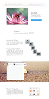 elementary Homepage by DanRabbit