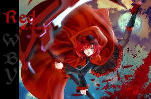 RWRY - RED - Red Like Roses by steelgarden