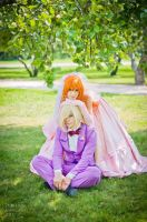 Lina and Gourry wedding_5 by GreatQueenLina