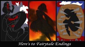 Fairytale Endings by MuseWhimsy