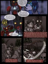 Timeless Encounters Page 219 by MikeOrion