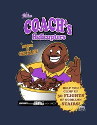 Coach's Chocolate Helicopters by MichaelSchauss