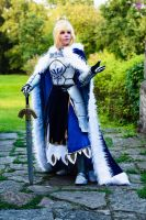 Arturia Pendragon - Fate/Stay Night by ThanatosArts
