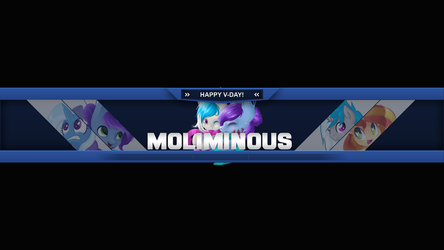 Moliminous  Channel Banner by TheMoliminous