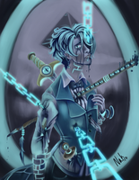 Will Cipher Human -Reverse Falls by nakamaslee