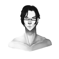 glasses man concept by Random-Artist-1