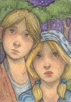 Hansel And Gretel by WhimsicalMoon
