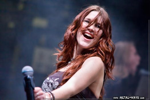 Delain at Atak 10 by Metal-ways