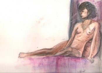 Life Drawing Practice by naru